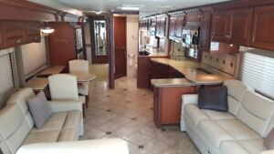 2008 Four Winds Mandalay 43A Diesel Pusher Motorhome Coach RV
