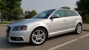 2012 Audi A3 Quattro - Great Condition