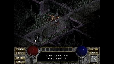 Szene aus Diablo