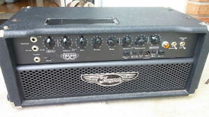 Traynor all tube BASS head, and speaker  $1000 CALL 416.560.8347