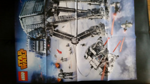 Lego Star Wars Imperial AT-AT Poster