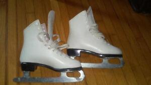 Girls Figure Skates - Size 13