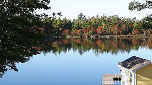 Quiet Lakeside Setting in Cole Harbour  Fall Rates Apply