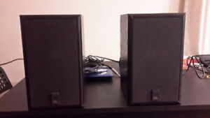 JBL reference monitors - sweet sound