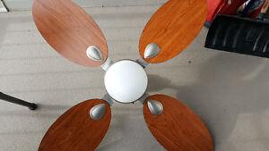 Ventilateur presque neuf avec manette réversible
