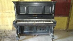 Piano is 1800s take best offer