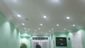 Pot lights $45.00 To $60.00 Includes installation GTA