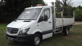 MERCEDES SPRINTER 2014 313 CDI C-C MWB Manual 16000 Diesel White