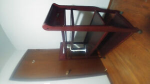 Graco change table in cherry