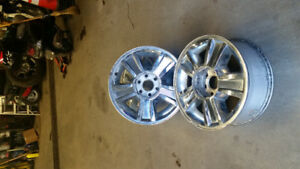 CHEVY AVALANCHE WHEELS!