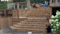 Custom Deck and Fence Repair/New builds