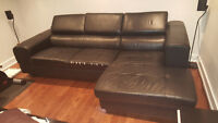 Structube Sectional sofa for sale
