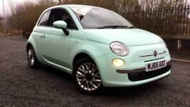 2015 Fiat 500 1.2 Pop Star 3dr Manual Petrol Hatchback