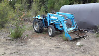 Mid 1970's Universal tractor  moving sale