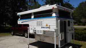 Looking for: Truck Camper