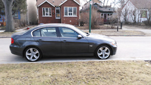 2007 BMW 335i Low kms Twin Turbo (private sale)