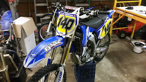 YZ250F Clean bike, well maintained, first owner,needs nothing