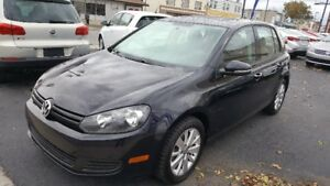2012 Volkswagen Golf Comfortline Sedan 61$ PER WEEK