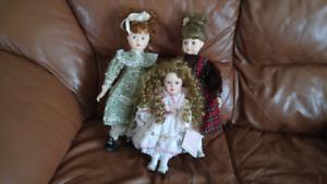 Les poupées de collection