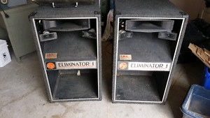 EV Eliminator 1970s speaker..HUGE !!!