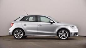 Audi A1 1.4 TFSI Sportback 2015 S Line- FREE INSURANCE