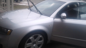 Trade audi s4 for 600c