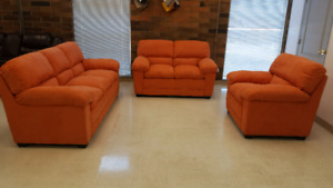 Sofa sets all 3pcs for only $699. New in Box