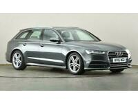 2015 Audi A6 2.0 TDI Ultra S Line 5dr S Tronic Auto Estate diesel Automatic