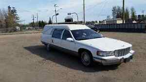 cadilac hearse for sale from alberta