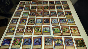 Good Condition Yu-Gi-Oh Cards