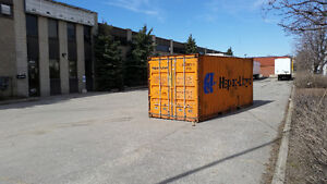 Good Shape Shipping and Storage Containers - 20' & 40' Sea Cans