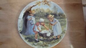 Collector Knowles plates Cambridge Kitchener Area image 2