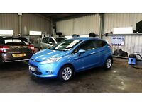 Late 2009 Ford Fiesta Zetec 3dr