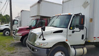 Truck rental special made for moving