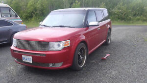 2010 Ford Flex limited, Ecoboost.