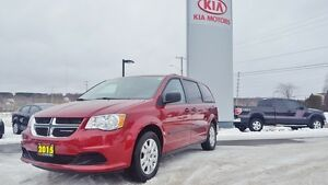 2015 Dodge Grand Caravan SE/SXT | OWN IT FOR $74 / WEEK!