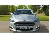 Ford Mondeo 1.5 TDCi ECOnetic Zetec 5dr with Cruise Control an Hatchback Diesel