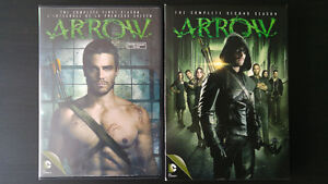 Arrow Season 1 & 2