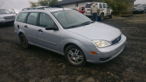 2005 Ford Focus with 129k only