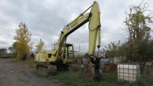 Excavateur John Deere excavator 1993, 590D