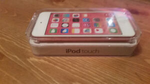 Brand New iPod touch 6th Gen 32GB Pink Sealed!
