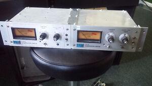 Urei LA-4 Compressor/Limiter Silverface  stereo pair  OBO