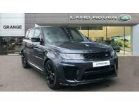 2019 Land Rover Range Rover Sport 5.0 V8 S/C 575 SVR 5dr Automatic Petrol Estate