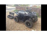 Quad 800cc