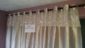 Curtains In Melksham. Wilts.