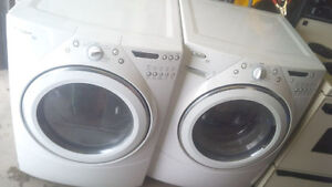 Whirlpool Duet Front Load washer and Dryer made in 2010