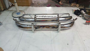 Volvo PV544 US Style Stainless Steel Bumper