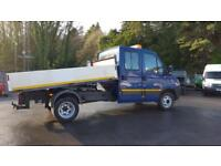 2010 Iveco Daily Double Cab Tipper