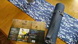 Yoga Mat and Strap - New in Package