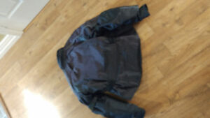 Ladies motorcycle jacket size xl in excellent condition $70
